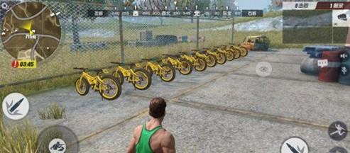 终结者2审判日OFO自行车刷新点 自行车好用吗图片2
