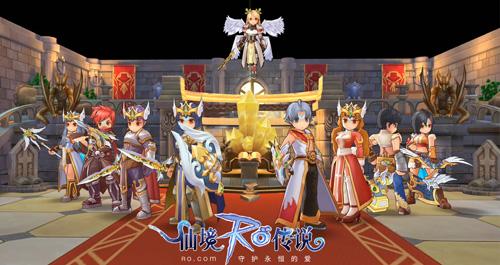 《仙境传说RO:守护永恒的爱》英灵系列装扮上线[多图]图片1