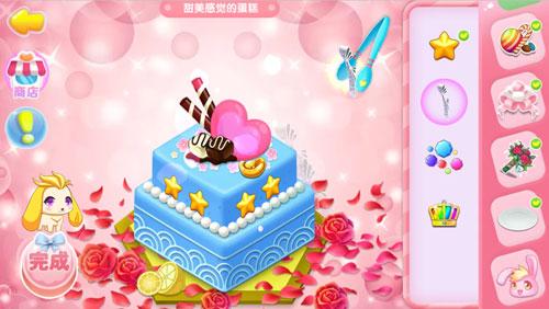 甜美升级 《巴啦啦魔法蛋糕2》全面优化图片3
