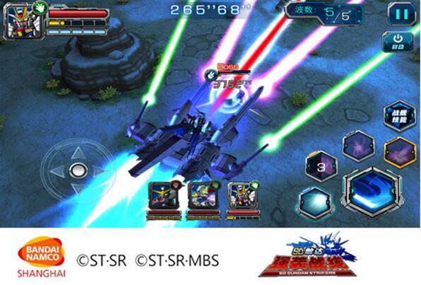 年末之战 《SD敢达强袭战线》新版本前瞻[多图]图片2