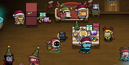 圣诞老人地牢夺宝?《元气骑士》圣诞版今日首发[多图]图片2