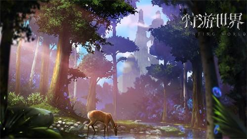 自由探索诺林大陆 《狩游世界》坐骑原画首曝[多图]图片1