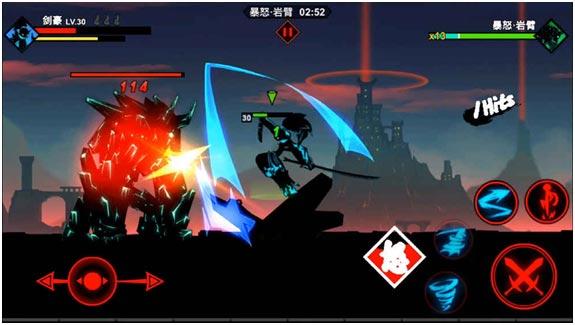 《火柴人联盟2》今日公测 神器现世公会火拼[多图]图片2