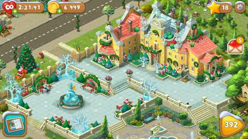 《梦幻花园》福利不多第二期 圣诞限定装扮来袭[多图]图片2
