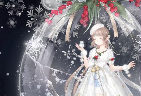 圣诞节的夜晚叫什么 奇迹暖暖圣诞奇缘答题答案[图]