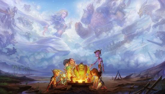 炉石传说美服第四奇迹心火牧套牌详解[多图]
