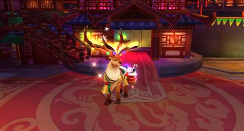 新时装新坐骑 《热血江湖手游》圣诞特别版来袭[多图]图片4