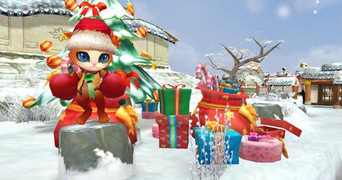 新时装新坐骑 《热血江湖手游》圣诞特别版来袭[多图]图片5