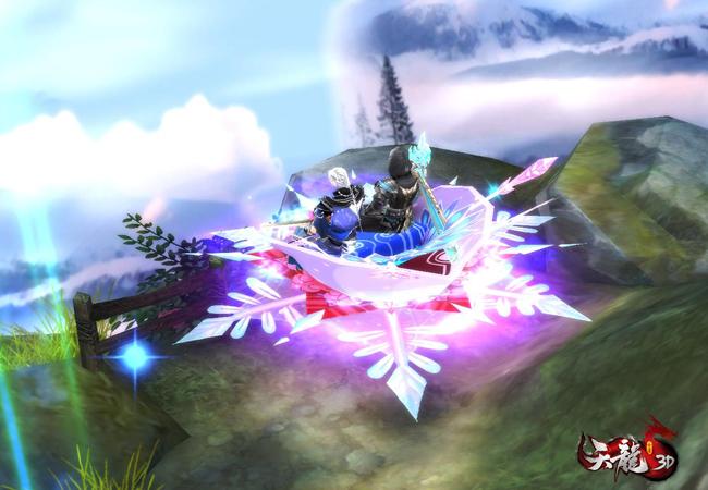 《天龙3D》新版明日上线 全新双人坐骑正式揭晓[多图]图片3
