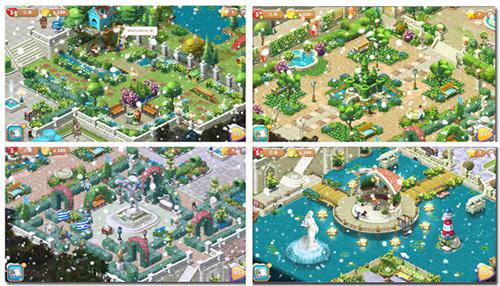 消除大不一样 《梦幻花园》圣诞版今日正式上线[多图]图片4