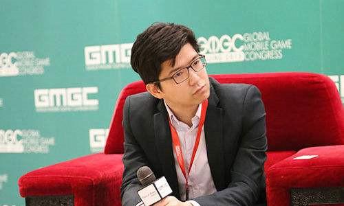英雄互娱杜鑫歆:放眼全球市场打造精品游戏[多图]