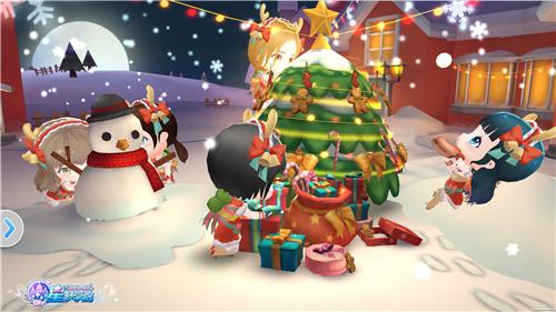 《星梦学院》限定圣诞主题活动华丽登场[多图]图片4