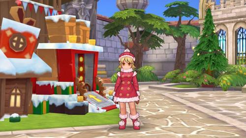 仙境传说RO姜饼城冬日祭,圣诞甜心大作战