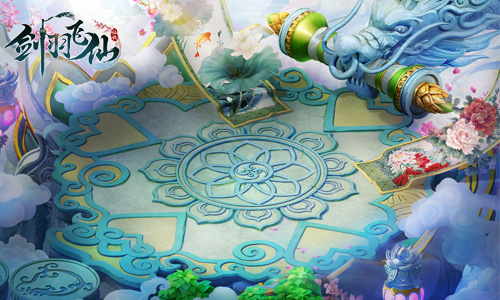 热血仙侠ARPG手游《剑羽飞仙》1月12日首发[多图]图片2