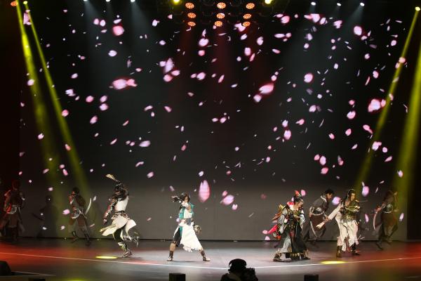 天涯明月刀携手ChinaJoy超级联赛送你万元大奖[多图]图片2