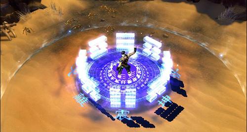 国民盗墓MMORPG手游《游龙传说》抢先曝光[多图]图片2