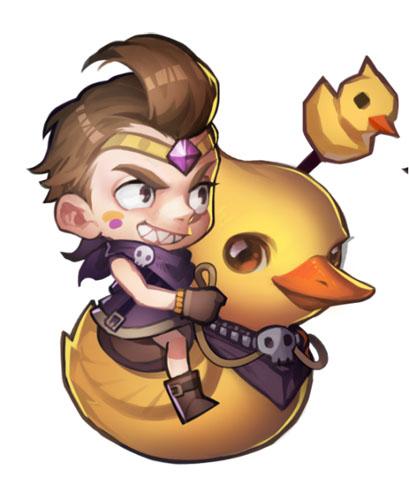 《小冰冰传奇》1月魂匣魔童携鸭来袭[视频][多图]图片1