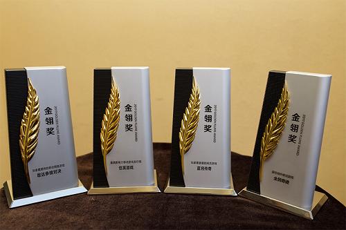 2017金翎奖颁奖完美落幕,恺英游戏获多项大奖[多图]图片5
