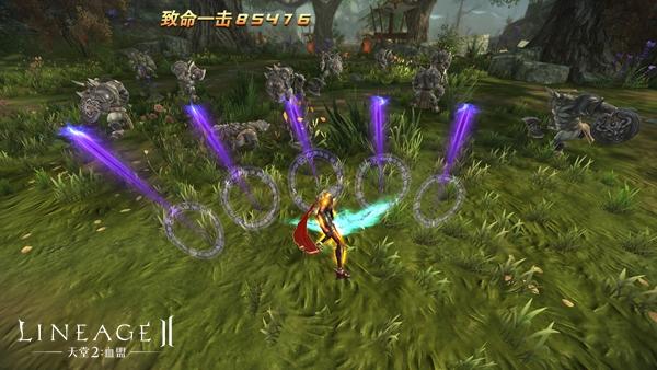 《天堂2:血盟》新春版本将启 转职玩法大揭秘[多图]图片2