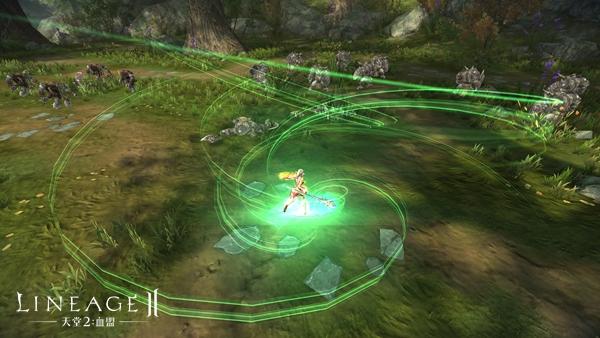 《天堂2:血盟》新春版本将启 转职玩法大揭秘[多图]图片3