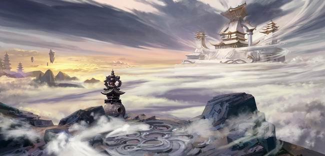 尚武之城! 《刀剑斗神传》新地图即墨城曝光[多图]图片2