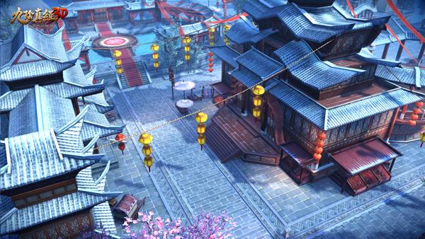 《九阴真经3D》新资料片枪法武学谍照泄露[多图]图片3
