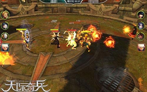 五人PK混战 《天际奇兵》无双乱斗来袭[多图]图片3