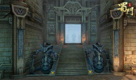 战巨蟒龙虬 《蜀门手游》开放全新副本千蛇窟[多图]图片2
