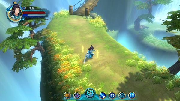 《牧剑:化神书》不讲情怀的仙侠题材RPG图片2