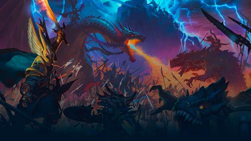 《全面战争:战锤2》古墓王DLC新情报 新派系登场[多图]图片2