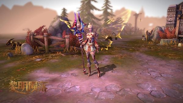 不一样的弓箭手 《黎明陨落》精灵魔弓[多图]图片1