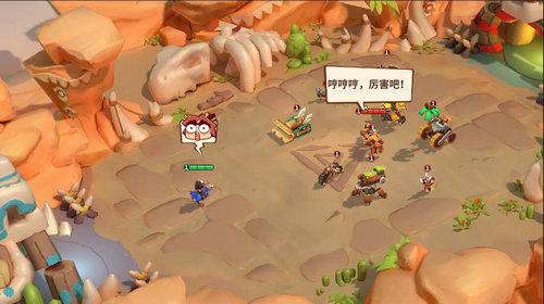 全新RTS手游《石器争霸》内测震撼开启[多图]图片3
