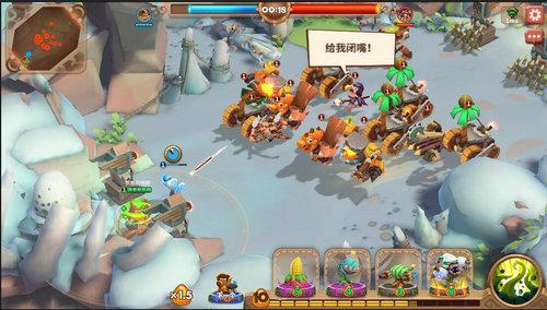 全新RTS手游《石器争霸》内测震撼开启[多图]图片4