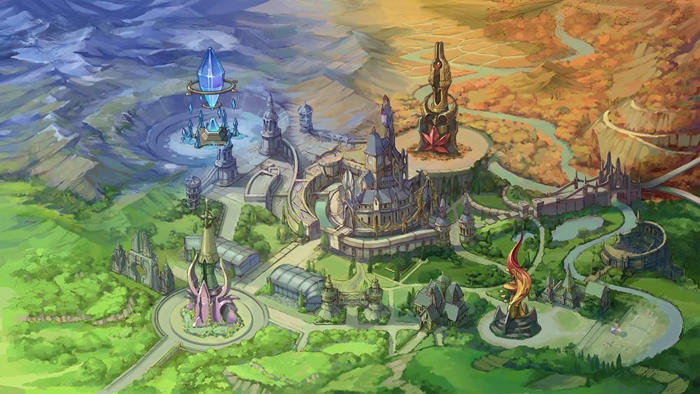 《苍蓝境界》冒险升级 崭新外传即将登场[多图]图片1
